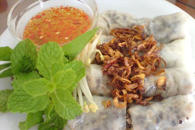 Bánh cuốn Thanh Trì ngon nhất nhì Hà Nội