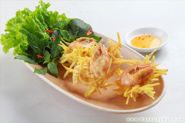 Bánh Tôm Hồ Tây - Món ngon đặc sản Hà Nội