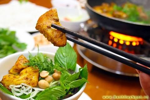 Chả cá lã Vọng một trong những món ăn đặc sản đất kinh kỳ