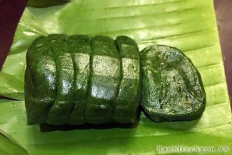 Bánh dầy xanh - Bánh ngải đặc sản dân tộc
