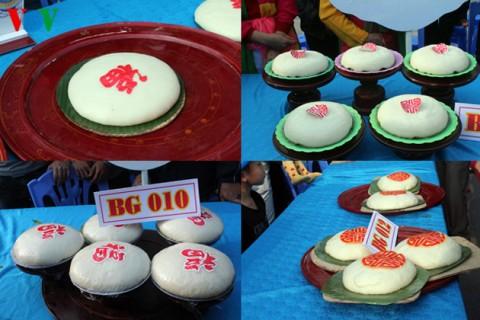 Bánh dầy Gia Lộc - Hải Dương