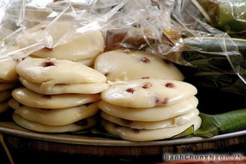 Món bánh đúc truyền thống dễ làm với bột gạo, lạc,vừng…