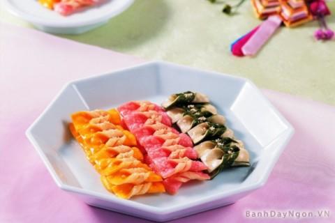 Món bánh truyền thống của Hàn Quốc