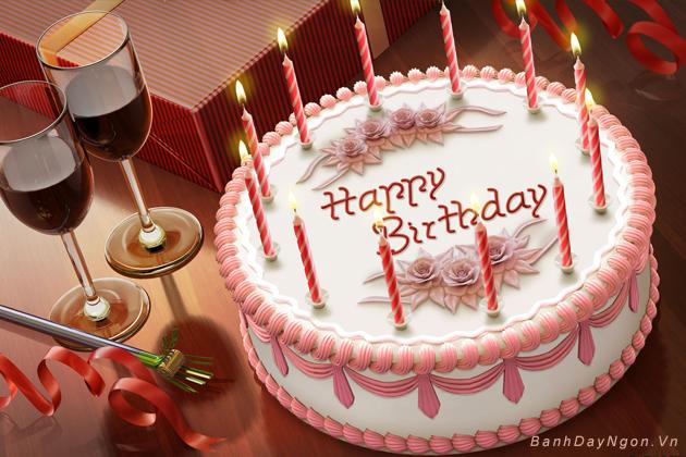 Lịch sử chiếc bánh Gato thường dùng trong tiệc sinh nhật