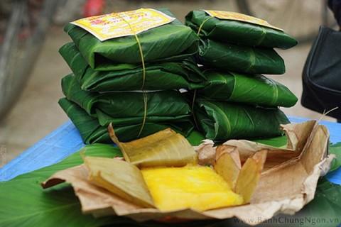 Bánh phu thê (Xu xê - Xu xuê) hay dùng trong lễ tiệc cưới hỏi Miền Bắc