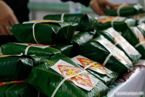 Địa chỉ mua bánh dày Quán Gánh ở Hà Nội